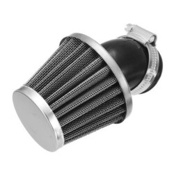 Black 110 125 Fit Air Filter Motorcycle ATV Scooter 140cc Pit Dirt Bike