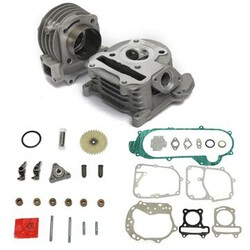 GY6 Chinese Scooter 50MM Kit 100cc Performance 139QMB Bore Parts Big 50CC