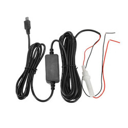 Monitoring Car Tachograph DVR Dedicated Buck Mini USB Cable Parking