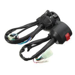 CA250 8inch Rebel Handlebars Right Control Switch For Honda