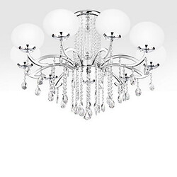 Modern Luxury Lights Crystal Living Chandelier