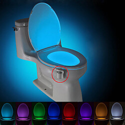 Room Toilet Activated Bathroom Led Motion Brelong Light Nightlight