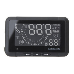 Generation HUD Interface The OBD Head Up Display