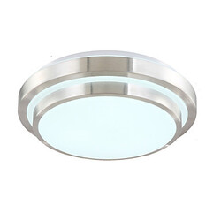 Bedroom Led Acrylic Modern/contemporary Electroplated Dining Room Flush Mount Feature Living Room