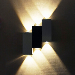 Contemporary Led Integrated Metal Modern Led Wall Sconces