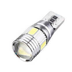 Side Wedge Light 6 SMD T10 W5W 5630 LED 501 194 Canbus Error Free Car