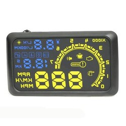 Display OBD2 Interface The Head-Up Generation HUD