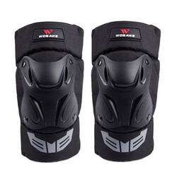 Racing Guard Armor Protective Black Knee Pads Universal Motorcycle