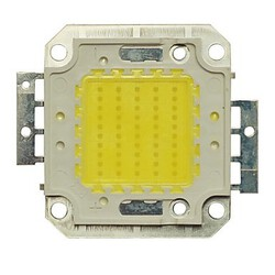 Chip 100 50w 6000k 4500lm Led Cold White