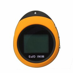 Location Tracking Finder Navigation Receiver Tracker Mini GPS Handheld