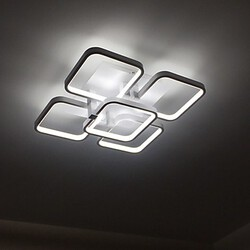 Modern/contemporary Bedroom 5w Dining Room Flush Mount Kitchen Led