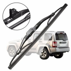 Wind Shield Wiper Blade Glass Replacement Dodge Caliber Jeep Liberty Inch Rear