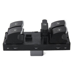 MK5 MK6 Black Switch for VW Passat Electric Power Window Master