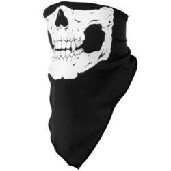 Face Mask Ghost Mask Skull Multi Halloween Party Biker