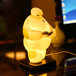 Lamp Ceramic Led Day 100 Night Light Gift Small Sweet