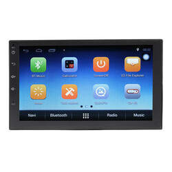 Car Radio Stereo Navi HD GPS 7 Inch WIFI MP5 Player Android 6.0 2DIN Bluetooth 4.0