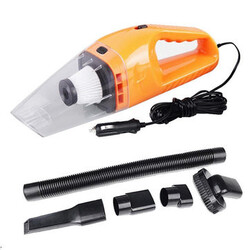 Mini Portable Wet Dry Car Home Handheld Vacuum Cleaner 12V 120W In-Car