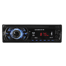 Radio Head Unit Player Bluetooth In-Dash Car Stereo Audio Aux-In MP3 USB SD FM