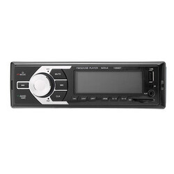 Player Stereo Tracking MP3 Vehicle Car Auto 12V Bluetooth FM Radio