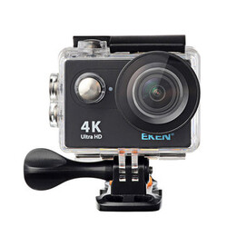 SPCA6350 25fps Car DVR EKEN H9 WiFi Sport Action Camera DV Version 120fps New 720P 4K