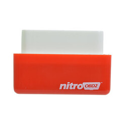 Nitro Chip Tuning Box Optimization Device Fuel Red Diesel Economy OBD2 Power