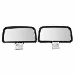 Wide Angle Blind Spot Mirror Vehicle Car Truck One Rear Side Pair Universal