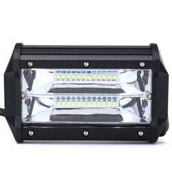 Driving Lamp LED Light Car 5 Inch 10-30V 72W Waterproof IP67 Bar Flood Spot Combo Offroad