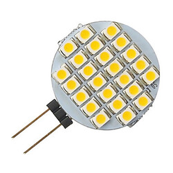 G4 1.5w White Bulb Round Shape Led