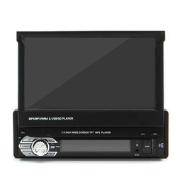 Touch Screen Car Bluetooth MP5 Reversing 7 Inch HD Display Player Audio Video