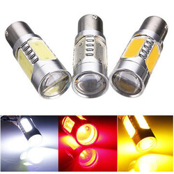 Car COB LED 7.5w Bulb BA15S Turn Signal Light Lamp