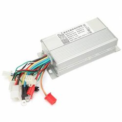 36V 48V 60V 500W Dual Mode Brushless Electric Vehicle Motor Controller DC 64V 600W
