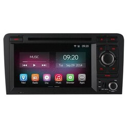 S3 DVD Player Radio 2G RAM Quad Core Android GPS Navigation Ownice Audi A3 C200