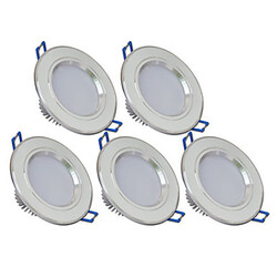 Downlight 3w 240lm Cool White Ac 85-265v Led Warm White