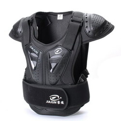 Body Jacket Gears Kids S M L Protective Armor Vest Children Riding Gears