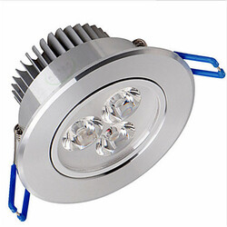 Fit Led Ceiling Lights Ac 220-240 V Recessed Led Warm White 6w Smd 500-550