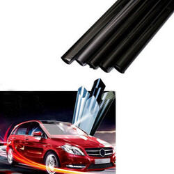 Dark LIMO LVT Window Glass Tint Film Tinting Auto Home Black Car Ultra