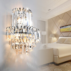Wall Sconces Glass Modern/contemporary Crystal