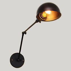 Bedside Industrial Style Decorative Wall Sconce Double Simple Arm