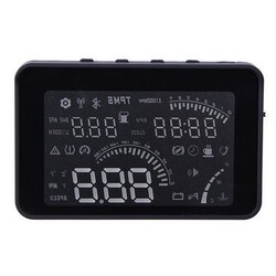 Interface Car HUD Head Up Display OBD LED 4 Inch