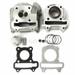 50cc 60cc Piston GY6 Rings Cylinder Head Scooter 80cc QMB139