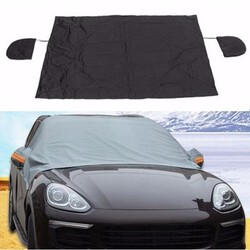 Resistant Protector Car Mirror Cover Front Wind Shield Rain Snow Waterproof Ice