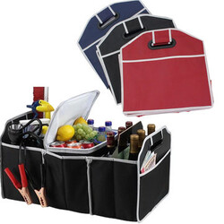 Foldable Heavy Duty Tidy Tool Collapsible Storage Box Bag Boot Organizer Car New