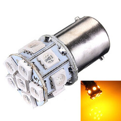 13smd Bulb P21W Brake Turn Signal Rear Tail 1156 BA15S 5050 LED
