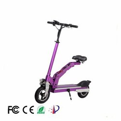 Walk Foldable 350W 36V Lithium Battery Electric Scooter City