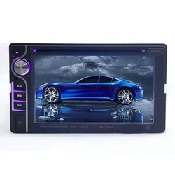Player Touch Screen 2 DIN In Dash Card Radio Stereo DVD Player Car MP3 Inch Bluetooth