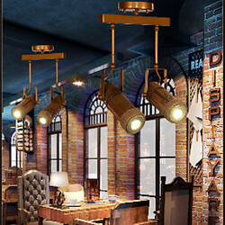 American Bamboo Lamps Hemp Personality Coffee Hall