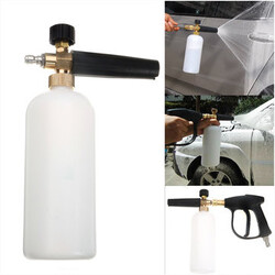 Cannon Snow Foam Lance Car Clean Jet Gun High Pressure Washer Washer Bottle