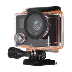 PRO 4K Ultra HD Dual Screen EKEN H8 A12S75 Ambarella 2.4G Controller Sport DV Action Camera