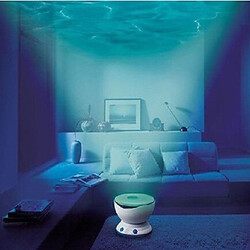 Lamp Led Night Light Projector Speaker 100 Projection Ocean