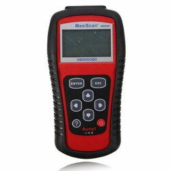 Tool Vehicle Auto Maxiscan Scanner Fault Code Reader Car Engine